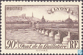 Postage Stamps - France [FRA] - Lyon