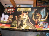 Star Wars Episode 1 Jar Jar Binks 3-D Adventure Game