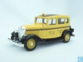 Ford V8 Yellow Cab