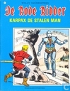 Comic Books - Red Knight, The [Vandersteen] - Karpax de stalen man