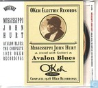 Avalon Blues - The Complete 1928 Okeh Recordings