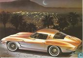 Chevrolet Corvette (artist impression)