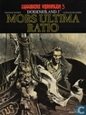 Comic Books - Dodeneiland - Mors ultima ratio