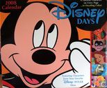 Miscellaneous - Andrews McMeal publiishing - Disney days 2008
