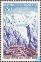 Postage Stamps - France [FRA] - Mont Blanc-Tunnel