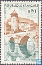 Postage Stamps - France [FRA] - Castle of Laval
