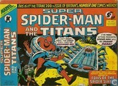 Super ider-Man and the Titans 200