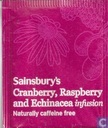 Cranberry, Raspberry and Echinacea