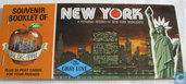 New York 20 postcard Booklet Big Apple