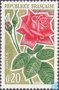Postage Stamps - France [FRA] - Rose