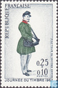 Timbres-poste - France [FRA] - Facteur