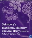 Blackberry, Blueberry and Acai Berry