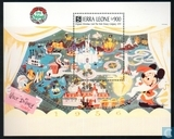 Walt Disney Christmas Cards