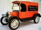 Ford Model-T Van Kingbox Taxi