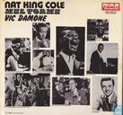 Platen en CD's - Cole, Nat King - Nat King Cole, Vic Damone, Mel Torme at his rarest of all rare performances