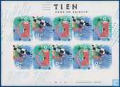 Postage Stamps - Netherlands [NLD] - Ten for your letters