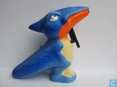Pterodactyl waterpistool