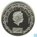 Tokelau Inseln 20 Cent 2012 (PROOF)