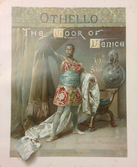 an examination of william shakespeares othello the moor of venice Venice is the city in which william shakespeare's othello begins, and it is a rather unique city at this time, particularly in light of the themes found in the play first of all, venice was (and.