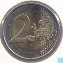"Coins - Slovenia - Slovenia 2 euro 2008 ""500th Anniversary of Birth of Primoz Trubar"""