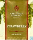 Tea bags and Tea labels - East India Company, The - Strawberry