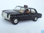 Mercedes-Benz 240D Taxi  black