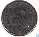 German Empire 10 reichspfennig 1946 (F)