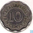 Maurice 10 cents 1952