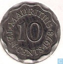 Maurice 10 cents 1978