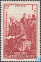 Postage Stamps - France [FRA] - For the prisoners of war