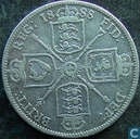 United Kingdom 1 florin 1888
