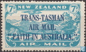 New Zealand-Australia Air Mail
