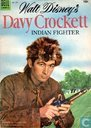 Davy Crockett indian fighter
