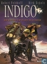 Comic Books - Indigo [Schulz] - De jacht op Fast Machine