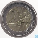 "Coins - Slovakia - Slovakia 2 euro 2009 ""10th Anniversary of the European Monetary Union"""