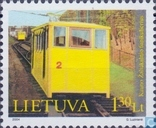 The cable cars of Kaunas