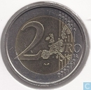 "Monnaies - Vatican - Vatican 2 euro 2004 ""75th anniversary of the foundation of the Vatican City State (1929-2004)"""