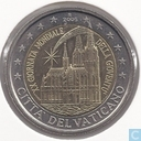 "Coins - Vatican - Vatican 2 euro 2005 ""20th World Youth Day in Cologne"""