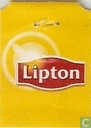 Tea bags and Tea labels - Lipton - Green Tchaé Citrus