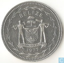 Belize 5 cents 1977