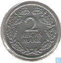 Coins - Germany - German Empire 2 reichsmark 1926 (A)