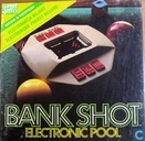 Bank Shot electronic pool