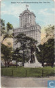 Battery Park and Whitehall Building. New York City