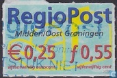 Region post Middle/East Groningen