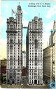 Trinity and U. S. Realty Buildings, New York City