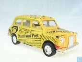 Austin Taxi (Stand and Post)