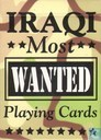 Iraqi Most Wanted Playing Cards