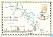 European postal links