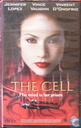 DVD / Video / Blu-ray - VHS video tape - The Cell