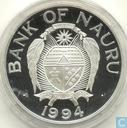 "Nauru 10 dollars 1994 (PROOF) ""John Fearn 1798"""